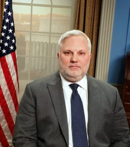 Joel D. Rayburn Official (State Department Image)