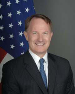 FSI Director Amb Dan Smith Official Photo