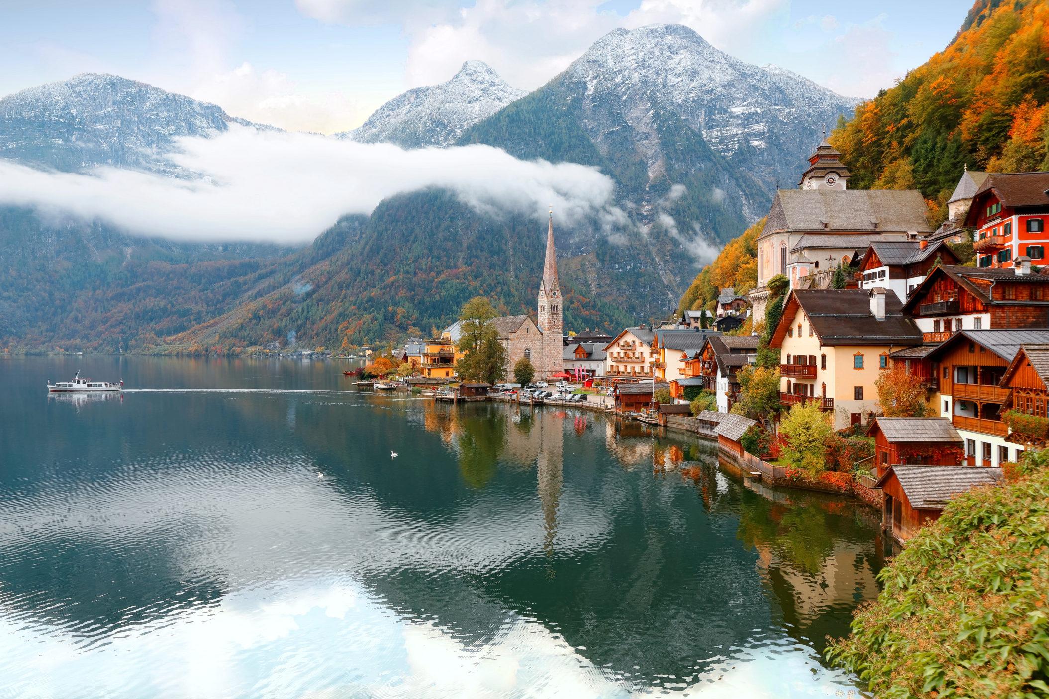 Austria [Shutterstock]