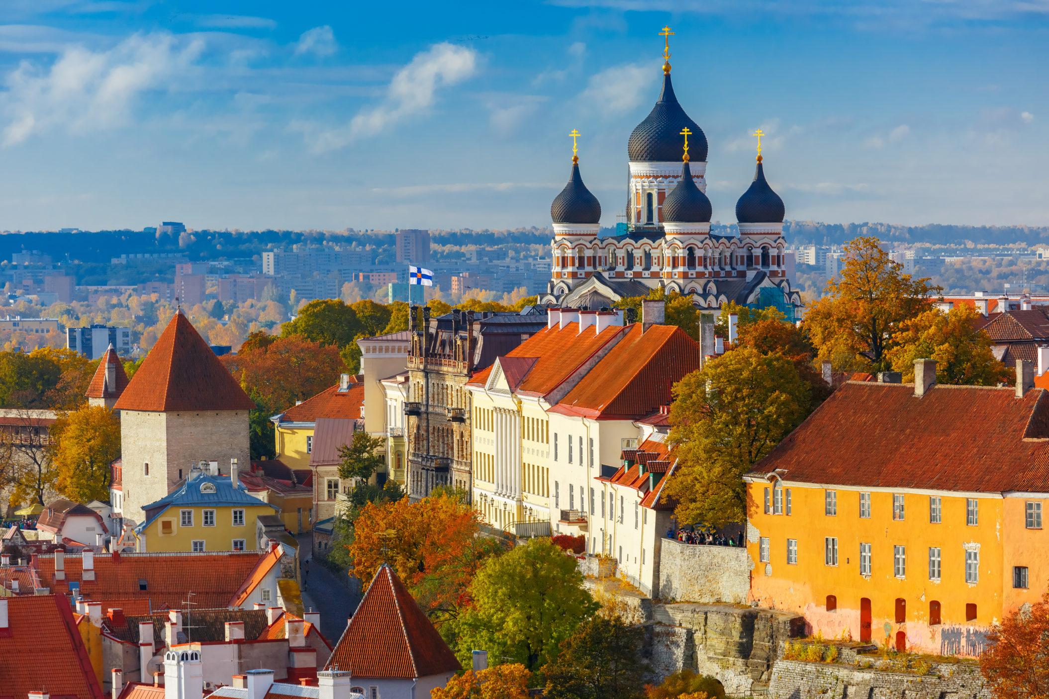 Estonia [Shutterstock]
