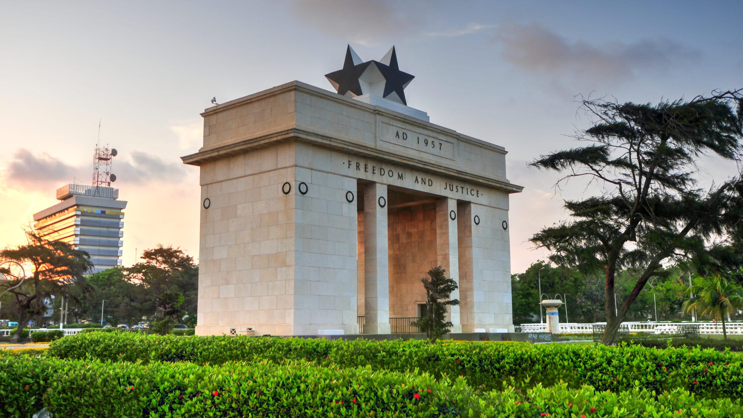 Ghana [shutterstock]