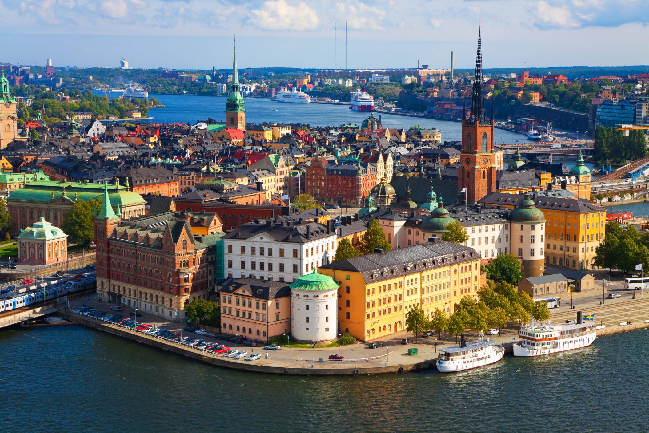 Sweden [Shutterstock]
