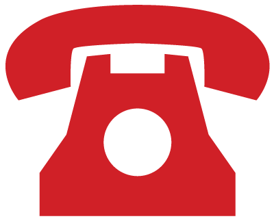 National Human Trafficking Hotline - Red phone icon