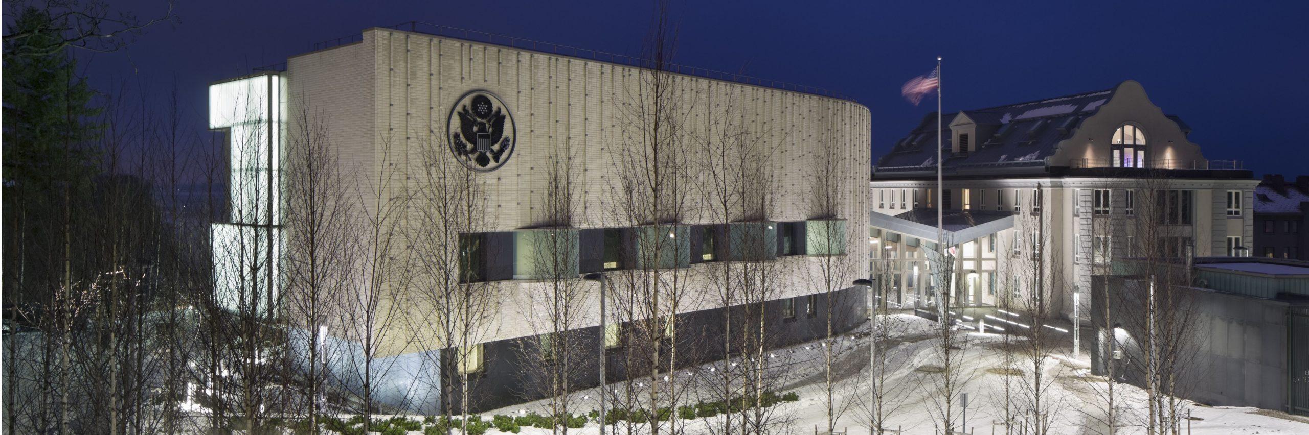 United States Embassy, Helsinki