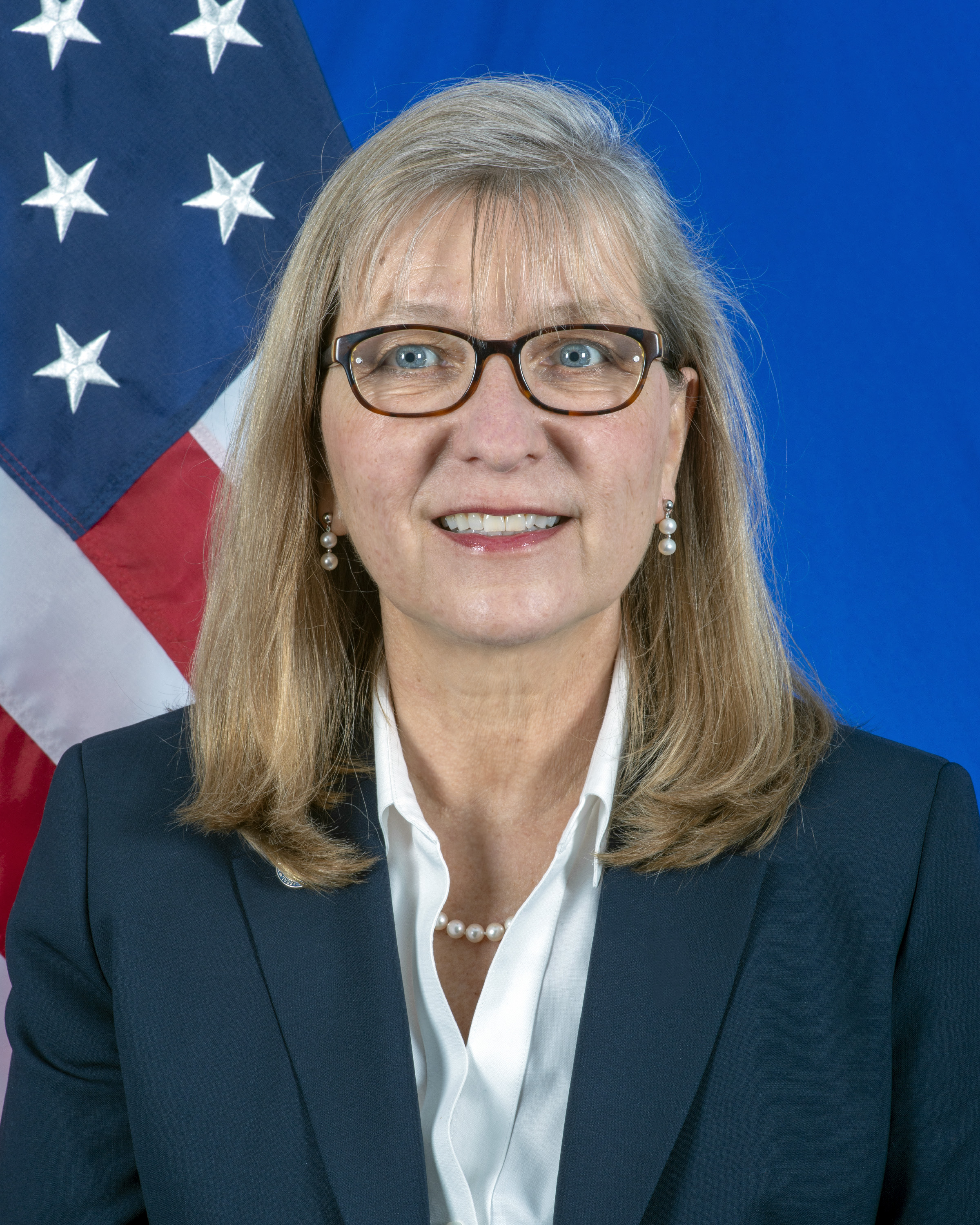Dr. Sharon Brown-Hruska, Chief Economist