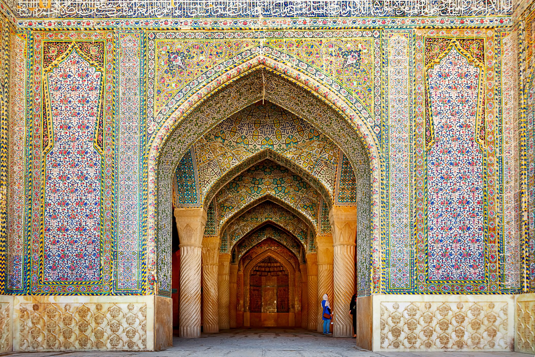 Iran [Shutterstock]