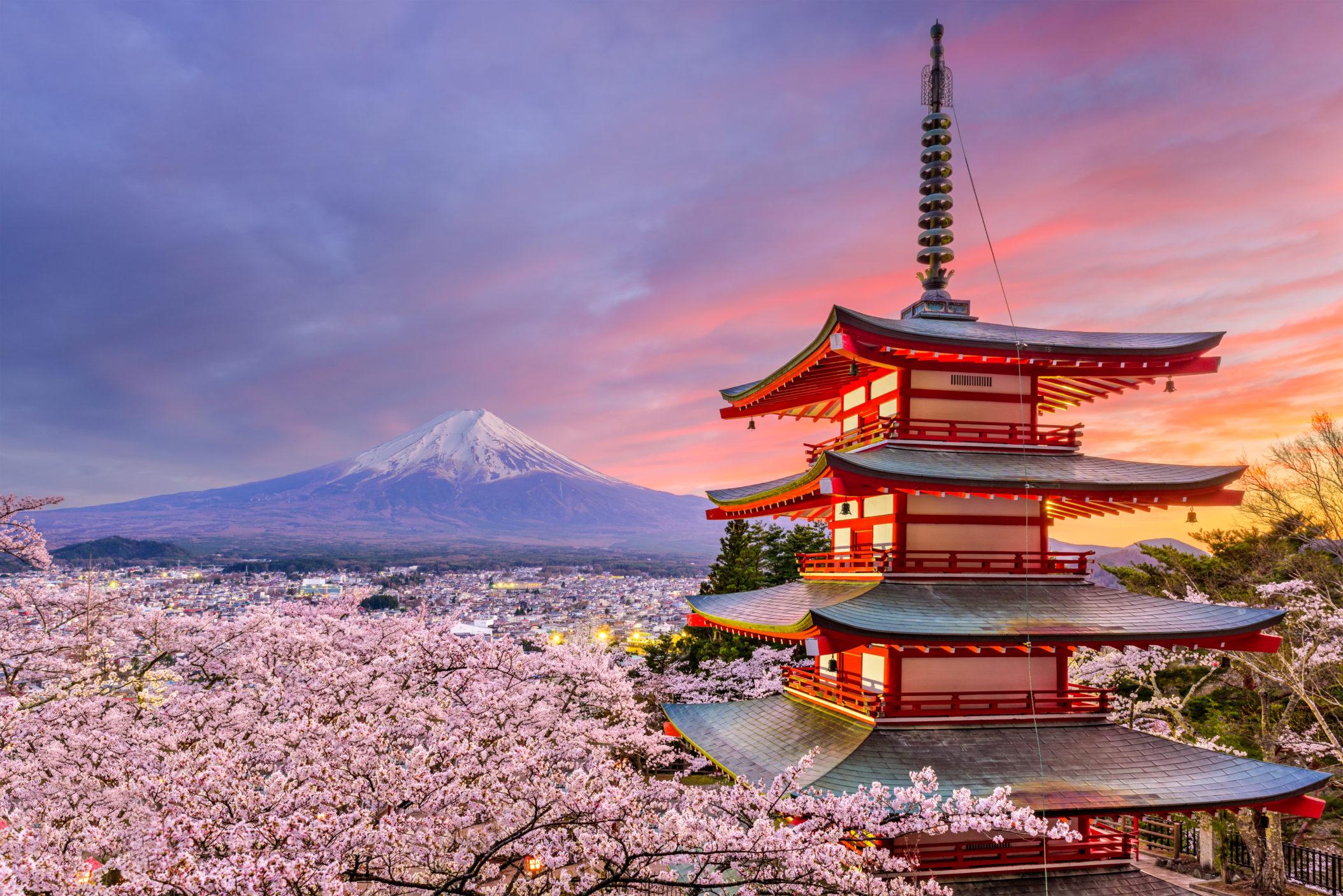 Japan [Shutterstock]
