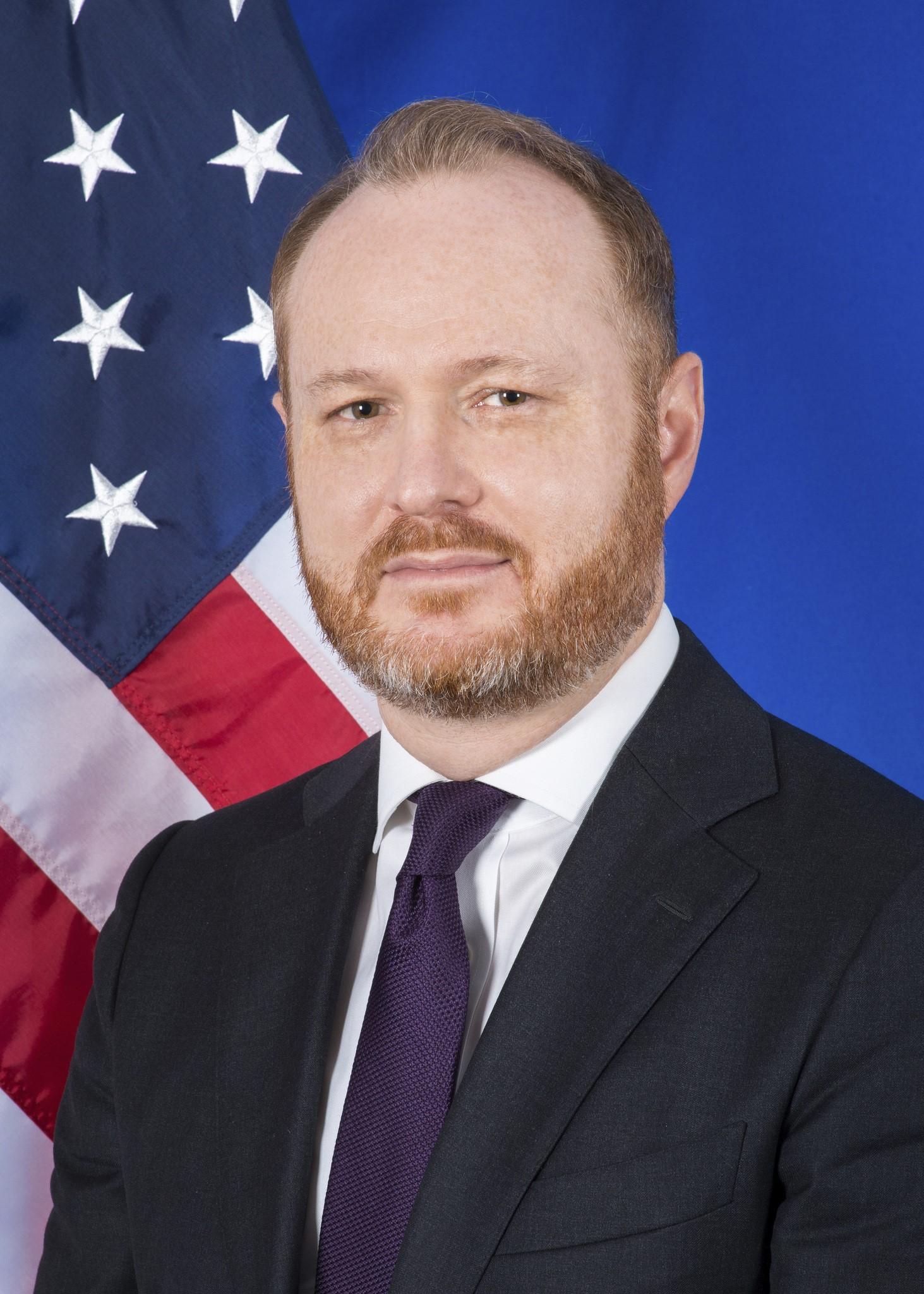 John T. Godfrey, Deputy Coordinator for Regional and Multilateral Affairs