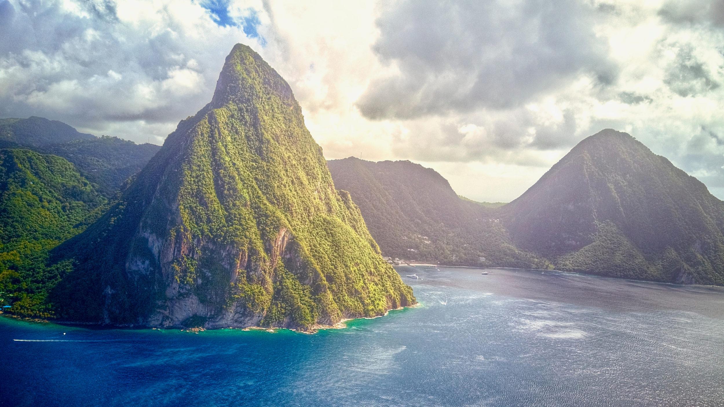 St. Lucia [Shutterstock]