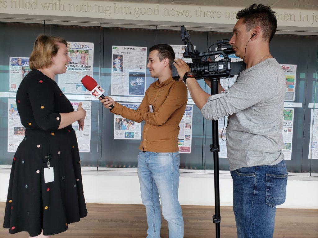 Romania Countering Disinformation