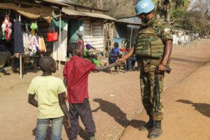 UNMISS road patrol (UN Photo/Isaac Billy)