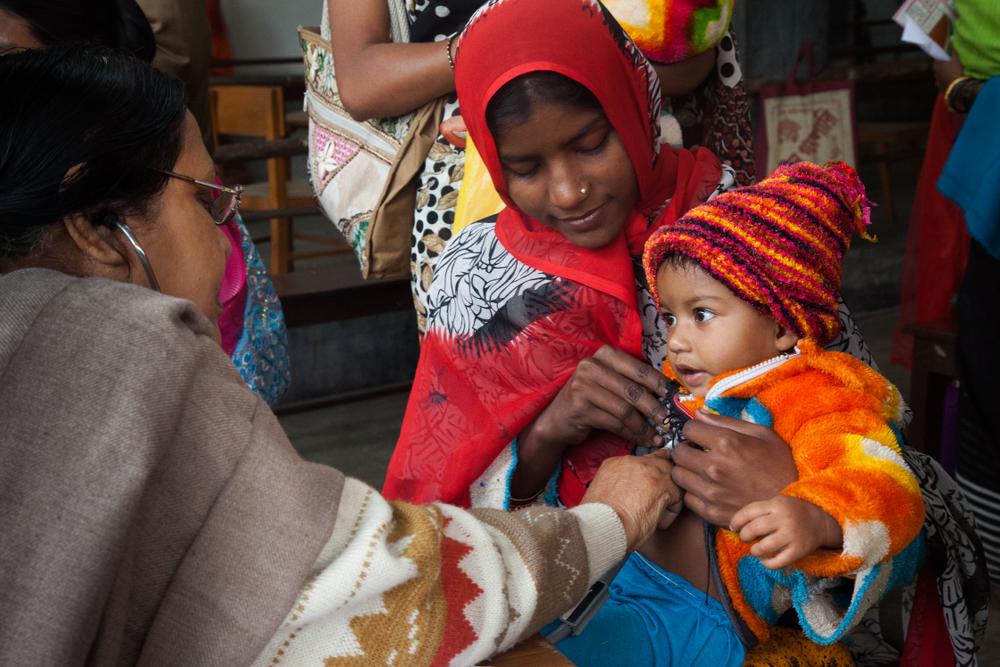 Global Health [Shutterstock]
