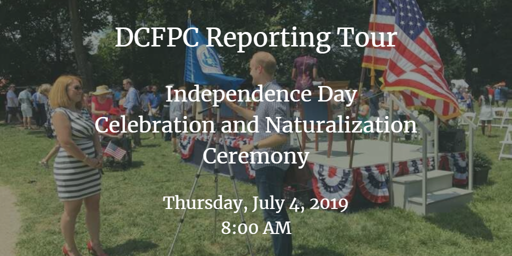 DCFPC Independence Day Tour Announcement