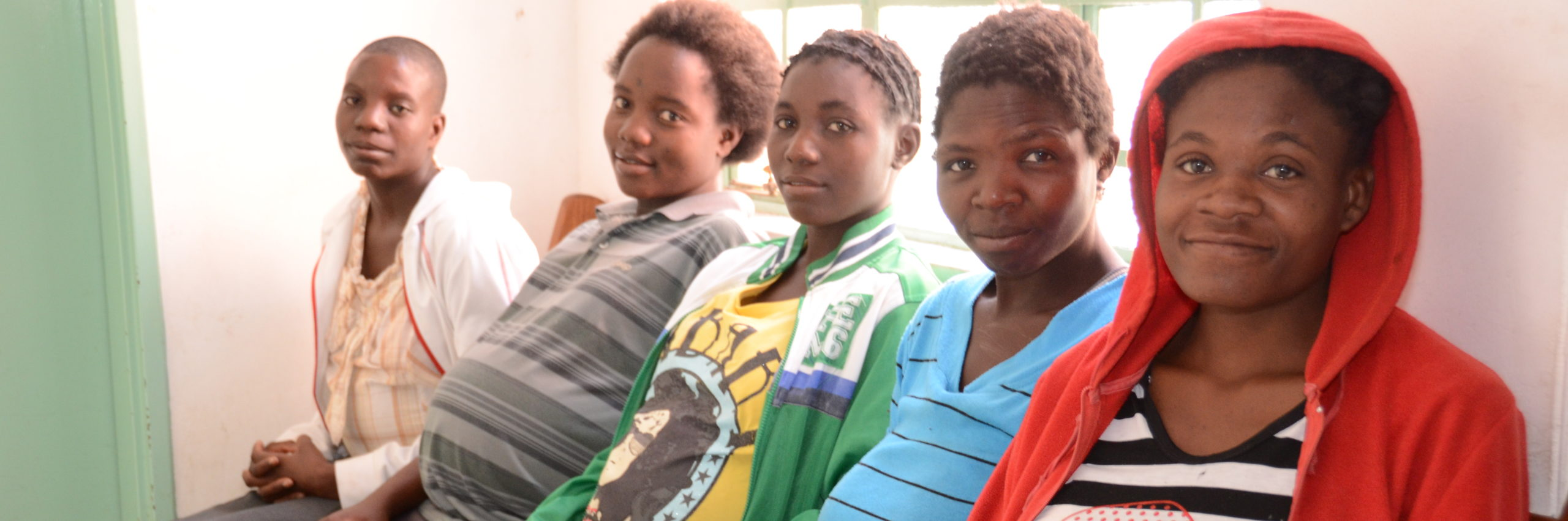 Expecting Mothers In Namibia