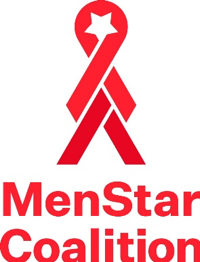 MenStar logo graphic