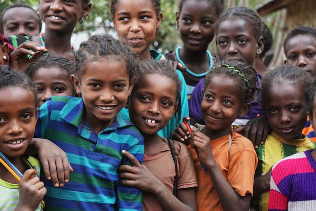 Students In Ethiopia Credit Robert Sauers USAID Ethiopia Date Taken 1.1.14
