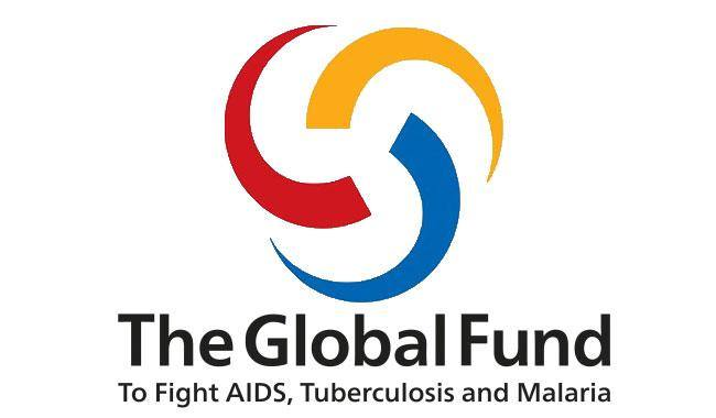 Global Fund logo graphic