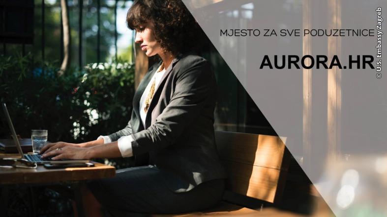 Aurora.hr, a place for all women entrepreneurs.