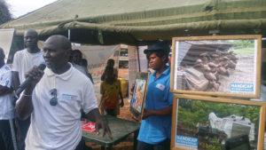 HI conducts MRE in Senegal. Photo courtesy of HI.