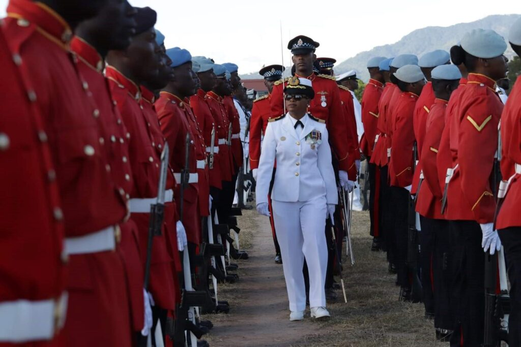 In 2019, Commodore (Cdre) Antonette Wemyss-Gorman became the highest-ranking female officer in the Jamaica Defence Forces (JDF). Cdre Wemyss-Gorman is now the Force Executive Officer (second in command) of the JDF. (Photo courtesy of U.S. SOUTHCOM)