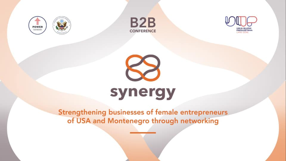 POWER Montenegro B2B Synergy: Strengthening businesses of female entrepreneurs of USA and Montenegro through networking