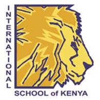 Logo for International School of Kenya