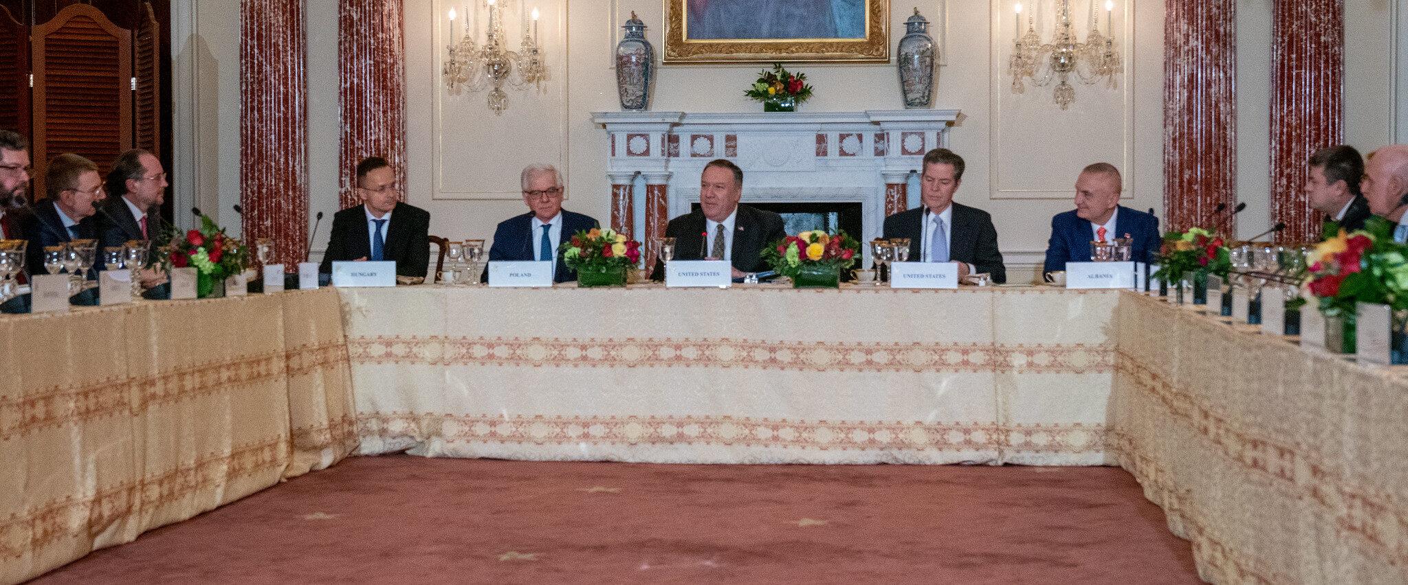 International Religious Freedom Alliance Dinner